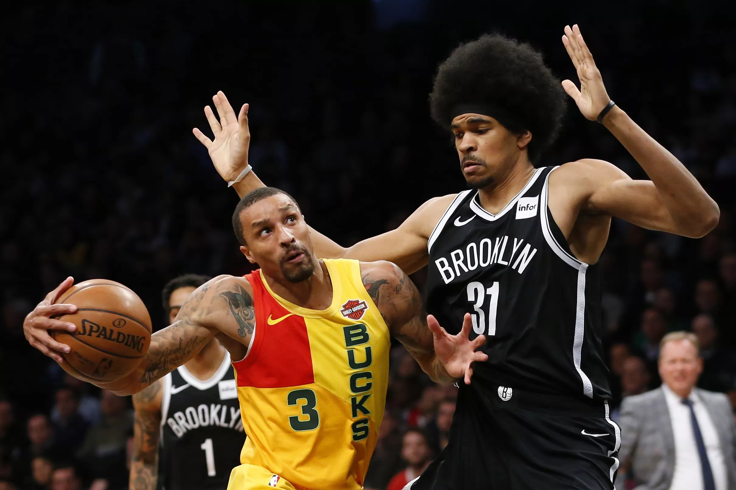 Bucks vs. Nets: Game Thread