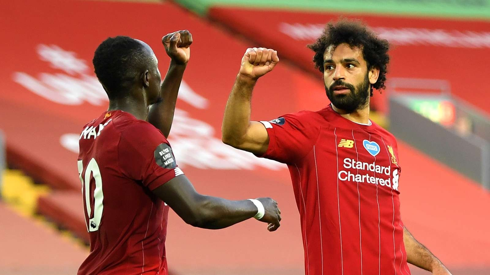 Liverpool star Salah joins Shearer and Cantona in hallowed Premier ...