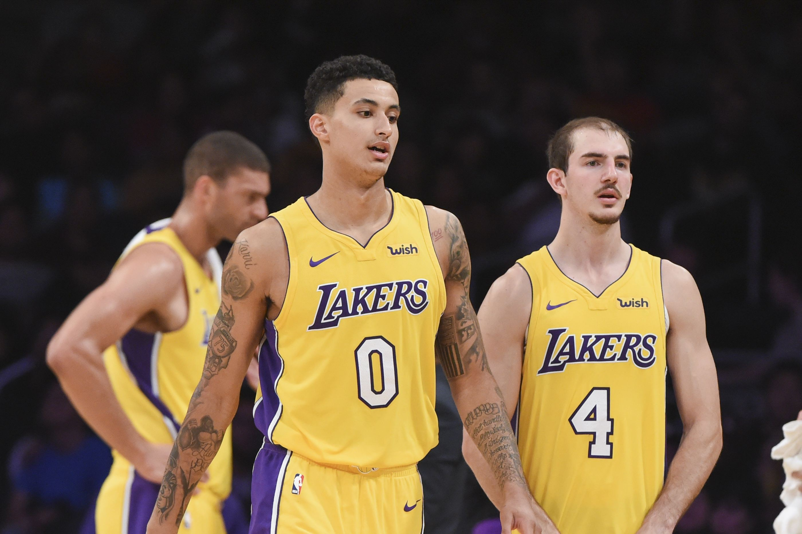 Image result for los angeles lakers 2017