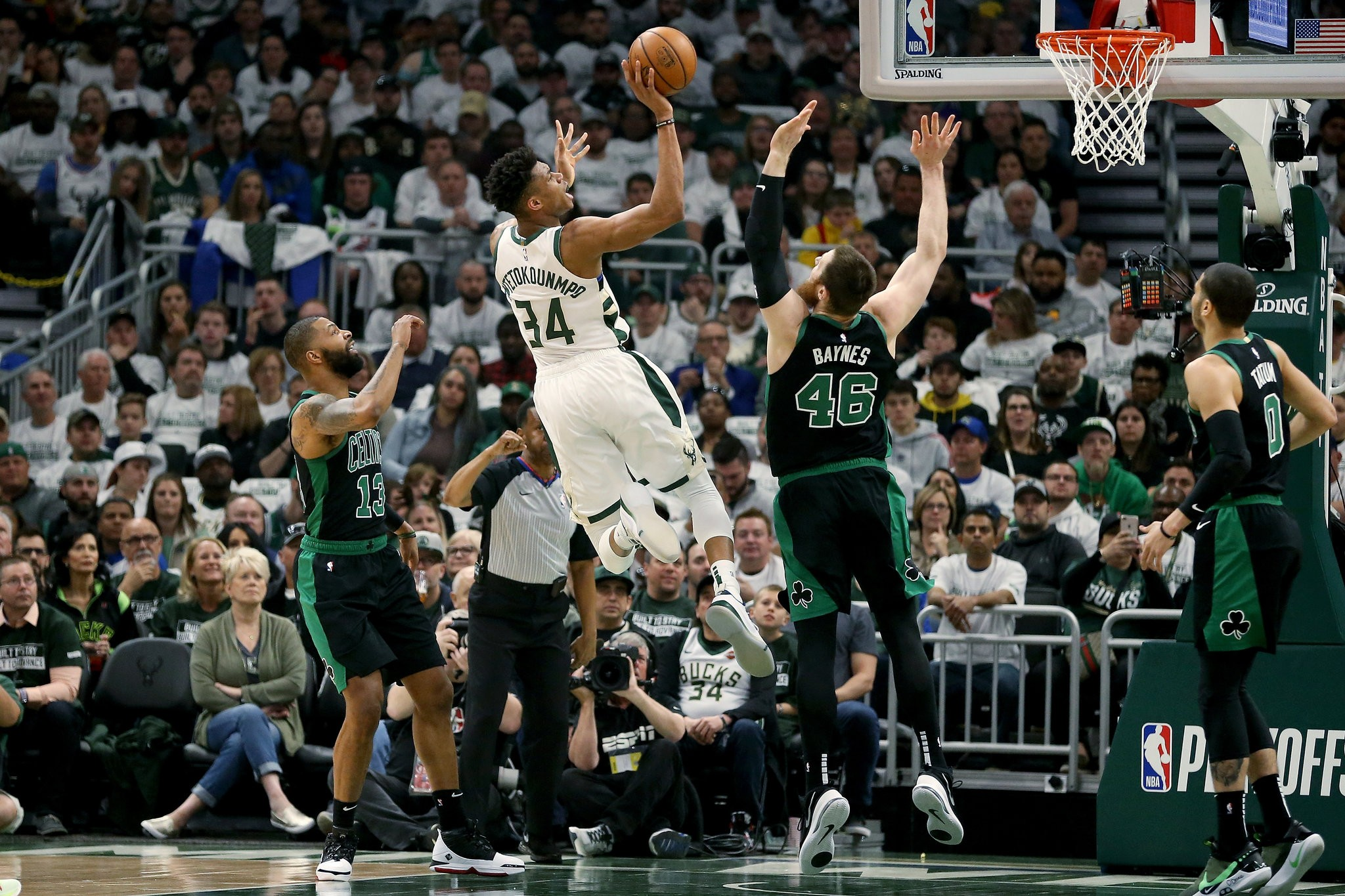 Giannis Antetokounmpo Is the Pride of a Greece That ...