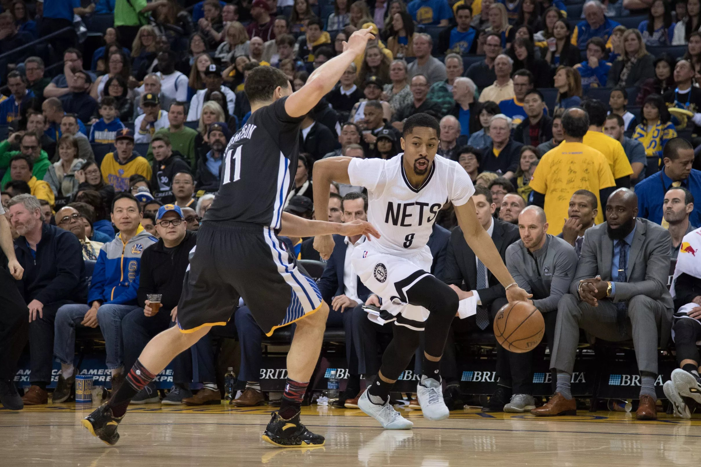 Warriors vs Nets Key Stat: The Nets offense is evolving