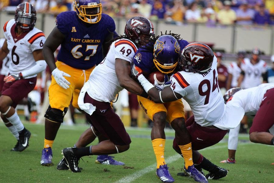 Ecu Finalizes The 2019 Non Conference Football Schedule